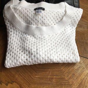 ♦️VÊNUS Cold Shoulder Sweater XL